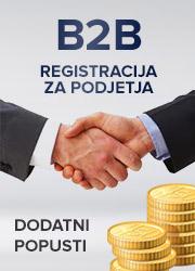 B2B poslovanje