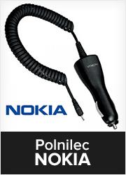 Nokia polnilec 12V dc-4